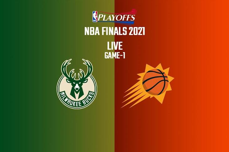 Off Night Podcast - 2021 NBA Finals Recap Game 1