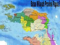 4+ Batas Wilayah Provinsi Papua Barat