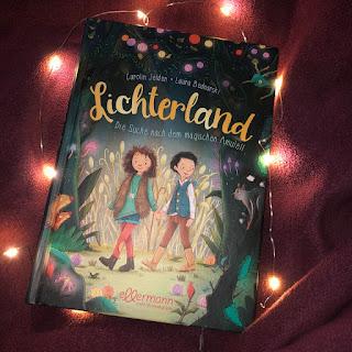 Lichterland - Die Suche nach dem magischen Amulett