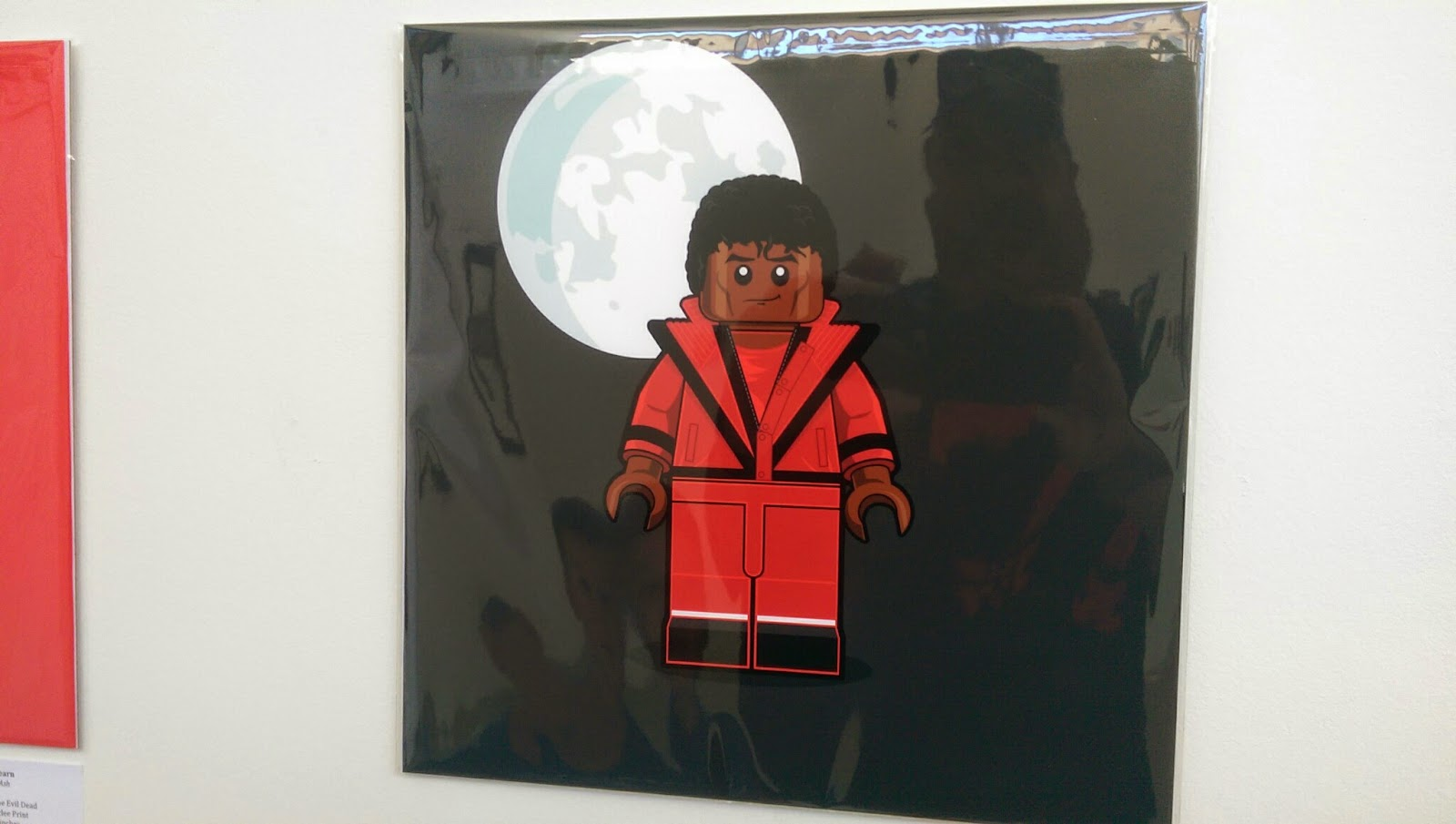 Hero Complex Gallery - LEGO Memories: Michael Jackson in Thriller