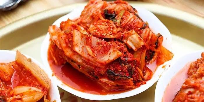 superfoods kimchi fermentasi kol