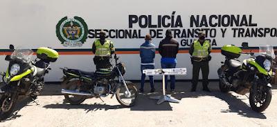 hoyennoticia.com, Seis capturador por la Policía en La Guajira