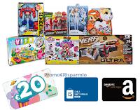 Hasbro Community Program : vinci gratis giochi e Gift Card ( Amazon e non solo)! Come funziona