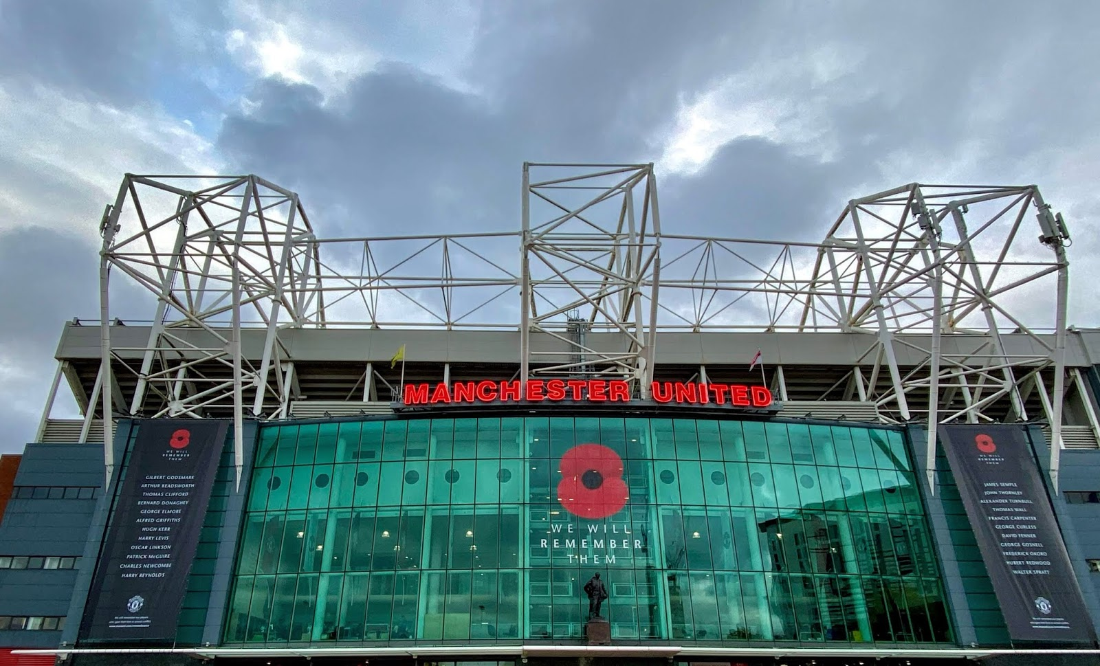 Old Trafford, my heaven