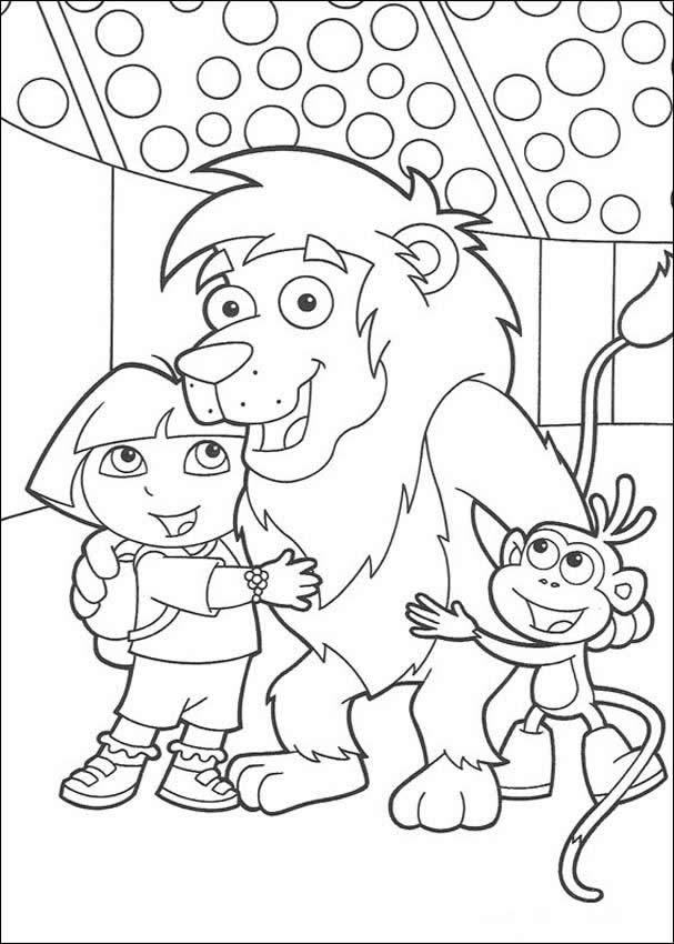 Best Friends Coloring Pages | Holiday Coloring Pages
