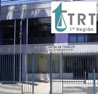 Concurso TRT 1ª região RJ 2018