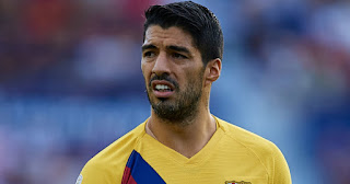 Juventus and Luis Suarez Transfer said to be edging closer
