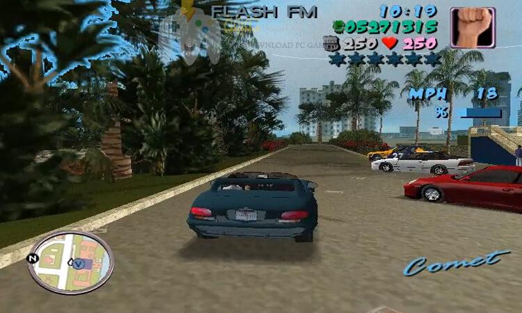 تحميل لعبة جاتا GTA 8 للكمبيوتر من ميديا فاير
