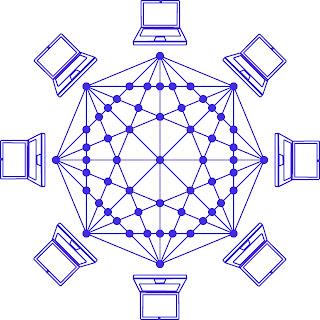 أنواع العقد في Blockchain