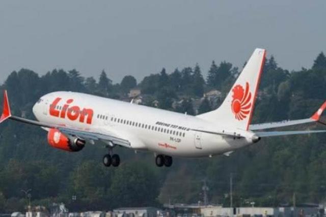 Pemimpin Boeing datangi KBRI Washington terkait jatuhnya pesawat Lion Air 737 MAX