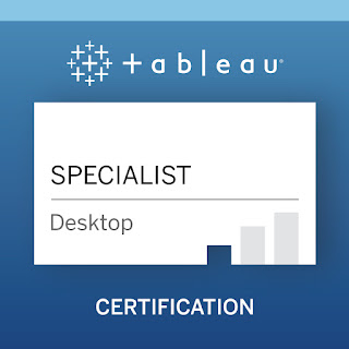 Top 5 Courses to pass Tableau Desktop Specialist Certification in 2020