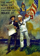 USN Recruiting Poster