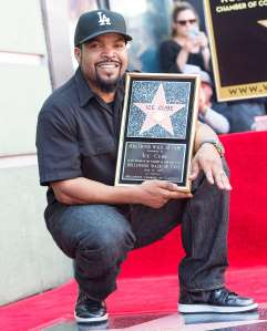 Ice Cube's Family Joins Him for Walk of Fame Ceremony as He Thanks Fans Who 'Have Been There from Day One'