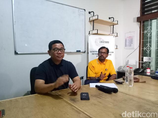 AKP Sulman Putus Komunikasi Usai Bicara 'Perintah Menangkan Jokowi'