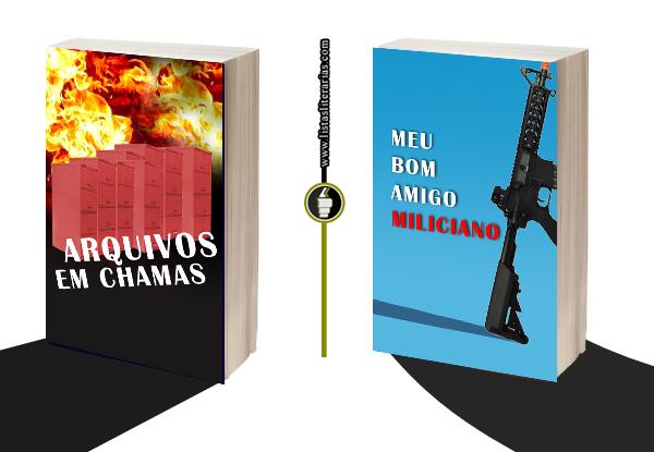 LP 3 - 10 Livros policiais brasileiros mais esperados para 2020
