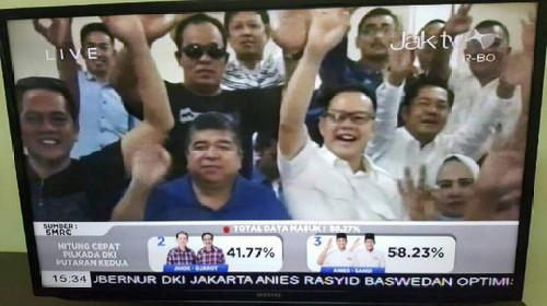 Aswari : Kemenangan Anies - Sandi, Kemenangan Semua Golongan