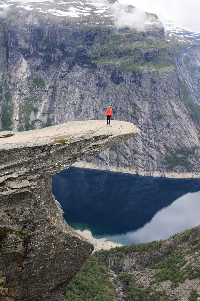 Dit moet je weten voordat je aan de hike naar de Trolltunga in Noorwegen begint