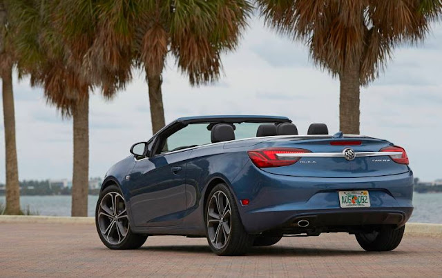 2016  review  Buick Cascada Spesifications and price