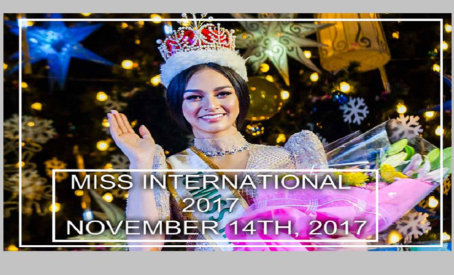 MISS INTERNATIONAL 2017   25 October-14 November Miss%2Binternational%2B2017%2Bschedule%2Bvenue