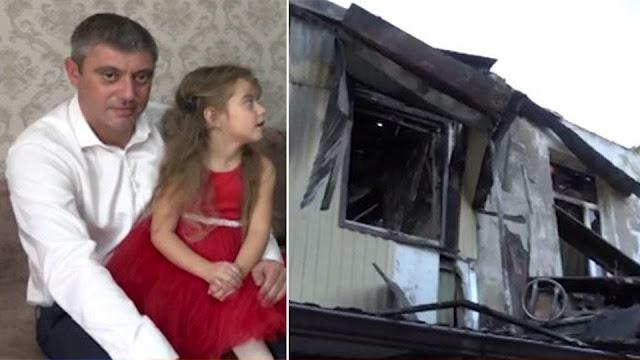 Ночью спасал, а утром стал отцом: в Туапсе чиновник вытащил из огня пожилую женщину