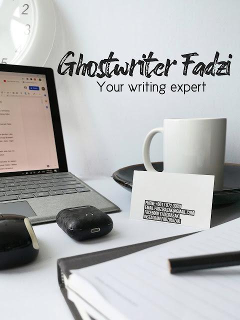 Ghostwriter Malaysia