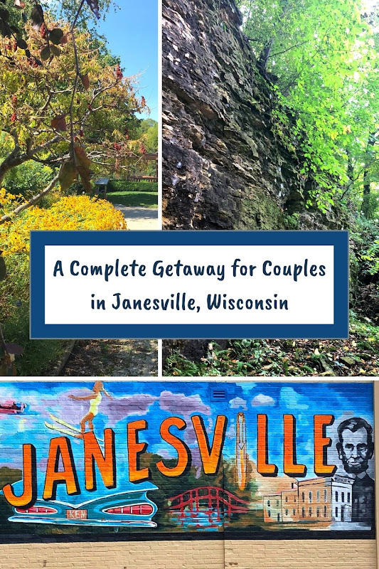 Public Art, Nature, History and Food: A Complete Janesville Couples Getaway