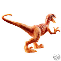 Mattel Jurassic World Toys Attack Pack Velociraptor 01