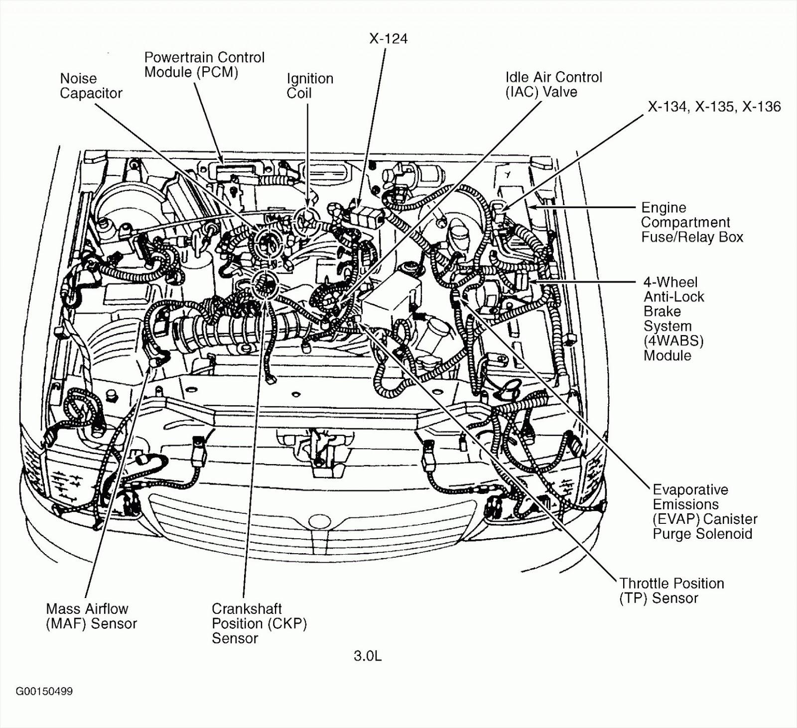1999 Ranger Engine Diagram Wiring Diagram Explained Explained Led Illumina It