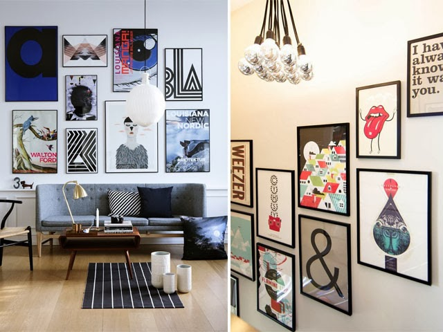Lovers of mint blog d co boh me et cool lifestyle Decorer un mur