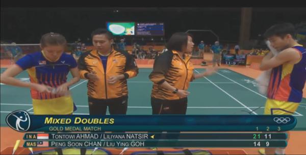 Medali Emas Pertama Olimpiade 2016 Dari Liliyana Natsir Dan Tontowi Ahmad