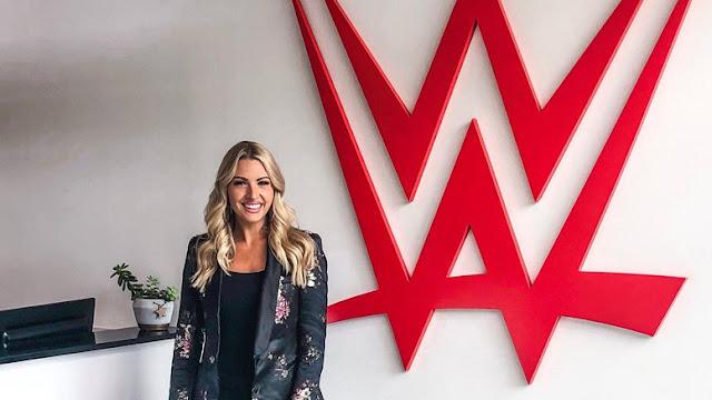 Az Impact Wrestling korábbi riporternőjét leszerződtette a WWE