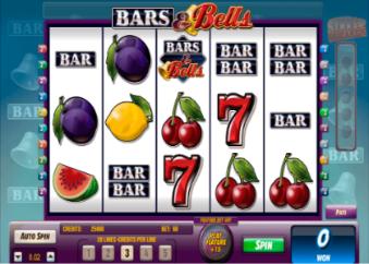 Jucat acum Bars and Bells Online