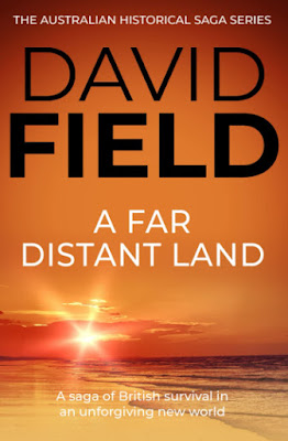 A Far Distant Land by David Field book cover