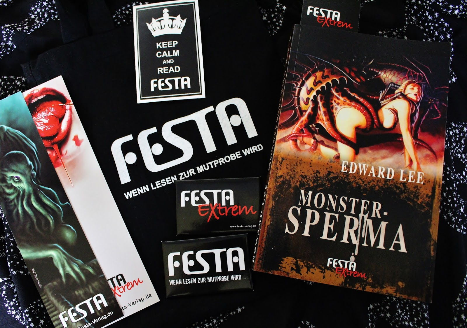 Festa Buch Monstersperma