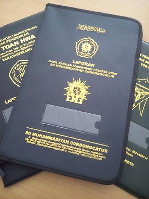 Cetak dan pemesanan sampul raport murah di jawa tengah, DIY, Jawa Barat dan Jawa Timur