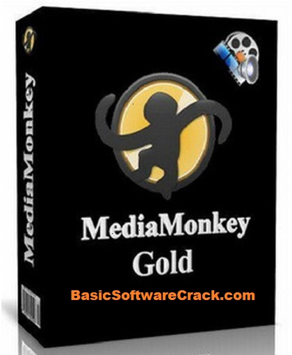MediaMonkey Gold 5.0.1.2410 Bet With Crack  Free Download