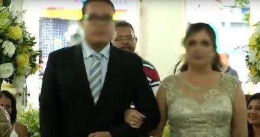 اصابة ثلاثة اشخاص فى حادث اطلاق نار في زفاف داخل كنيسة بالبرازيل