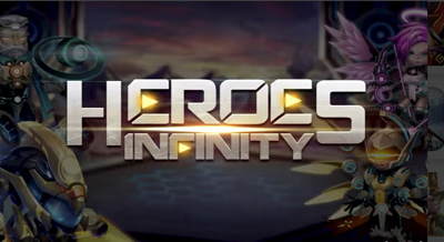 Download Heroes Infinity Mod Apk v1.14.9 Unlimited Coins/Gems Terbaru 2018