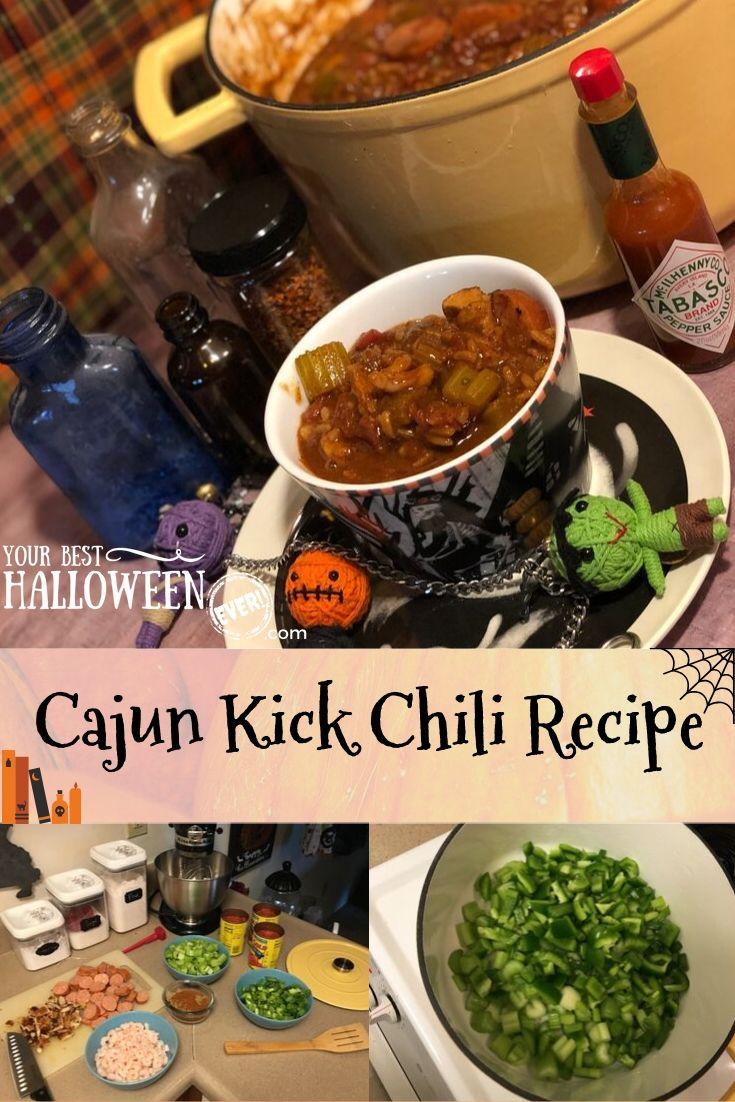 cajun chili recipe, new orleans inspired chili