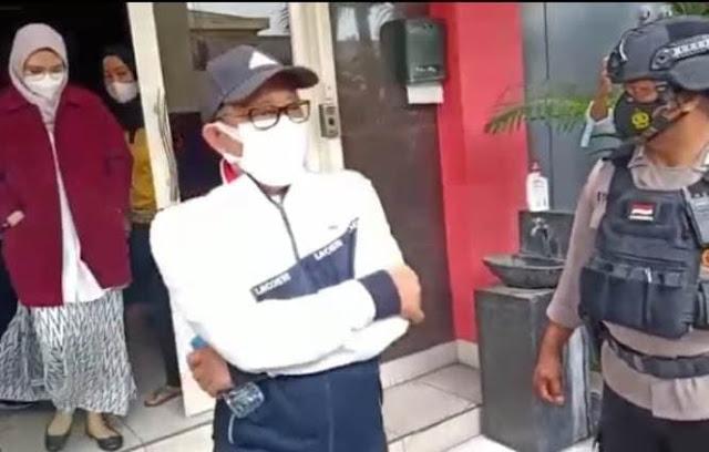 KPK Bawa 10 Tas dan Koper dari OTT Bupati Probolinggo Tantri