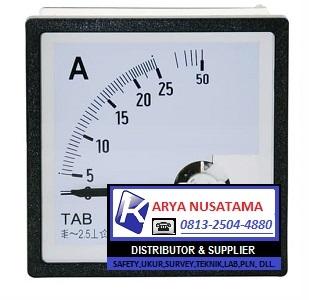 Jual Ampere Meter Analog AC 0 - 25 A di Mojokerto