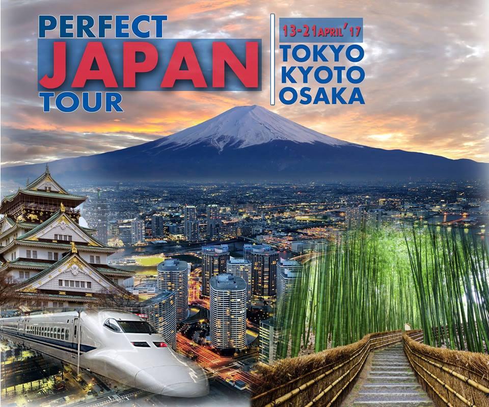 SAIYAH PROMOTION BLOG INTERNATINAL TOURS Japan Tour Days - Japan tour