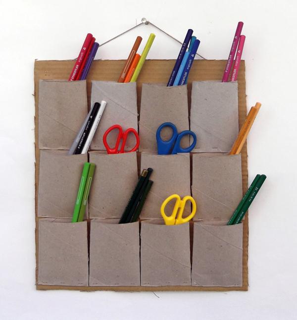 χειροτεχνίες, κατασκευές, ρολά χαρτί υγείας, χάρτινα ρολά, παιδικές χειροτεχνίες, μολυβοθήκη, παιδικές κατασκευές, χειροτεχνίες για το σχολείο, κατασκευές για το σχολείο,