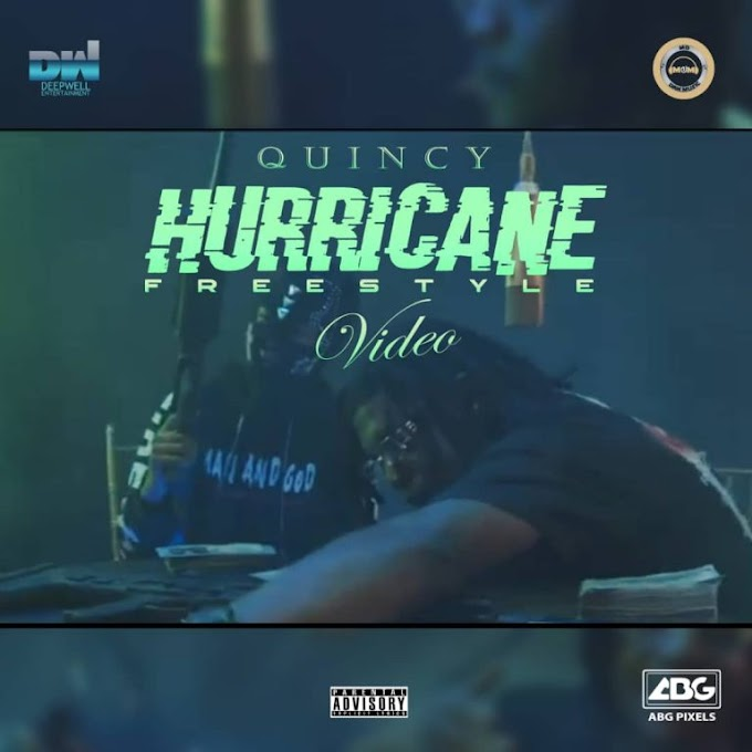 Quincy – Hurricane Freestyle