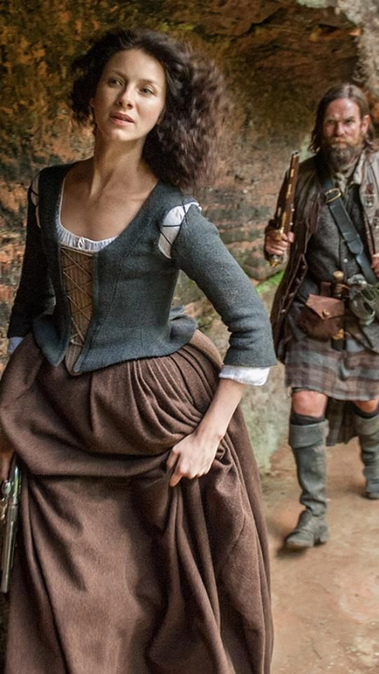 8 Outlander Inspired Everyday Outfits