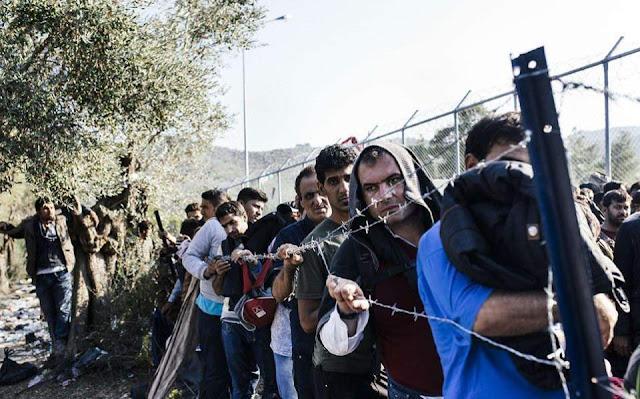 Επιπλήξεις της Ευρώπης στην Ελλάδα για τους (λαθρο)μετανάστες