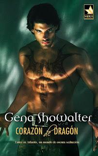 Corazón de dragón 1, Gena Showalter