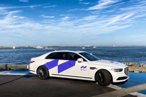 Las Vegas is testing self-driving cars