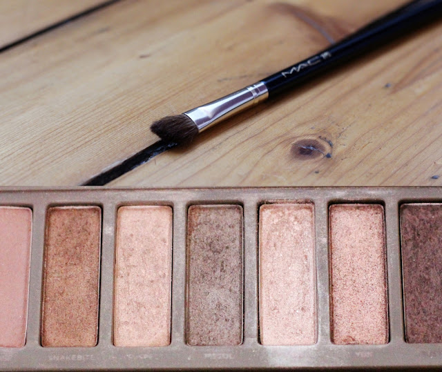 été maquillage naked 2