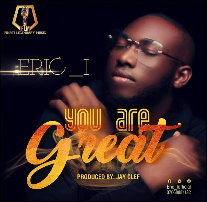 Download Gospel music: you are great by Eric I